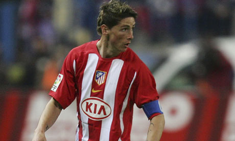 Fernando Torres at Atletico Madrid